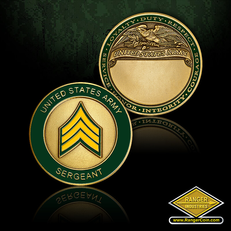 US Army Sergeant