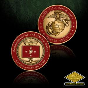 SC-6129 USMC Commandant Commo Team