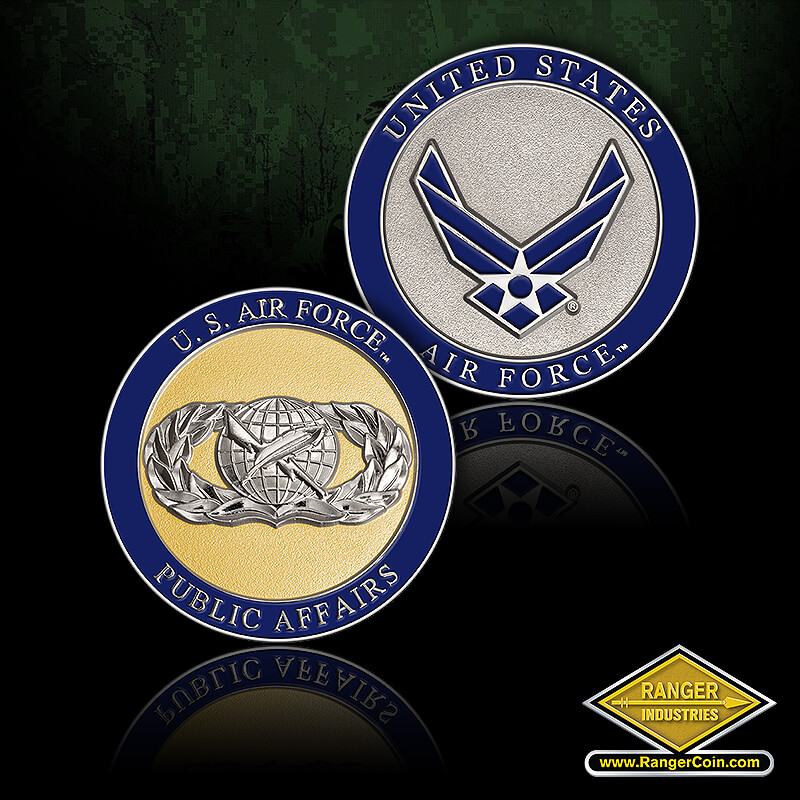 USAF Public Affairs - U.S. Air Force Public Affairs, United States Air Force