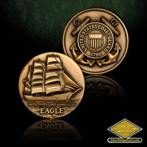 SC-1504 USCG Cutter Eagle