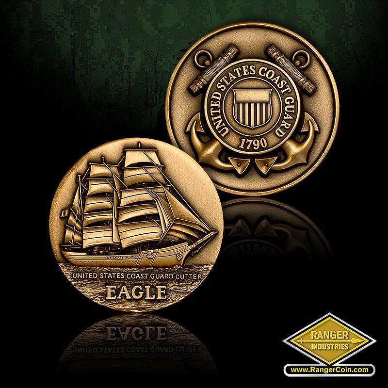 USCG Cutter Eagle - United States Coast Guard Cutter Eagle