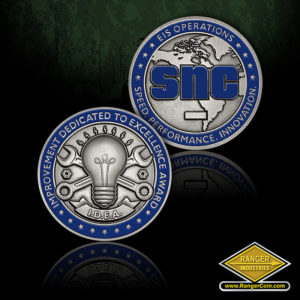 SC-3342 SNC coin design options