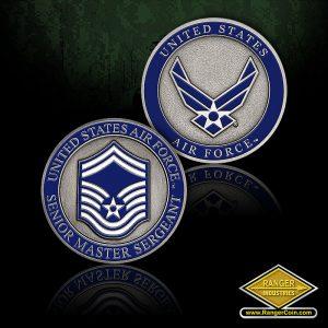 SC-1483 USAF Sr Master Sergeant