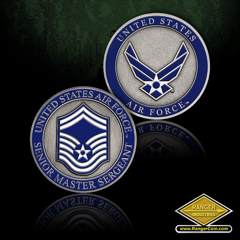 USAF Sr Master Sergeant