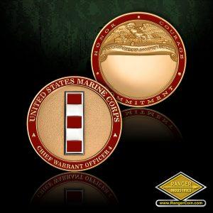 SC-1506 USMC Chief Warrant Officer 4