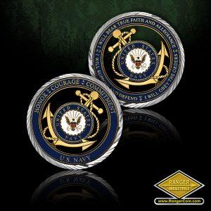 60100 Navy Core Values