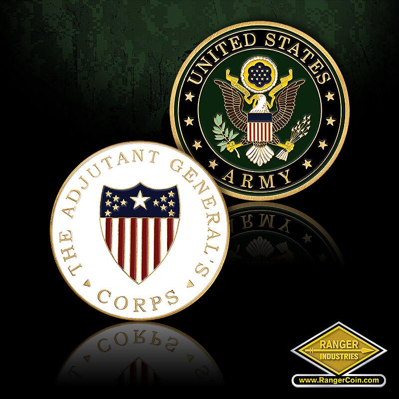 60300 U.S. Army Adjutant General Corps