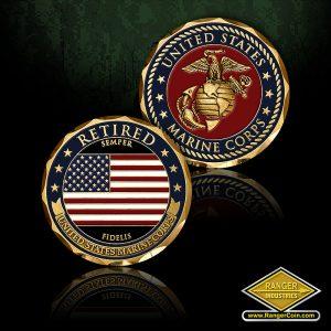 60550 USMC Retired