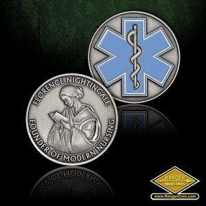 74025 Nurse Florence Nightingale
