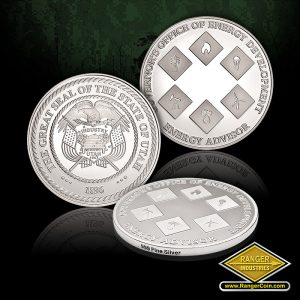 Utah Governor's Office Of Energy Development Coin