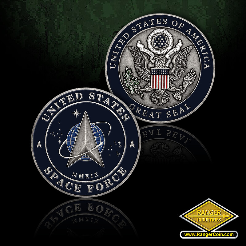 Space Force Great Seal - United States Space Force