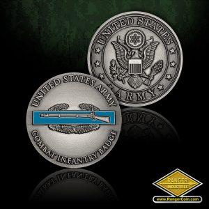 48677 Combat Infantry Badge
