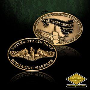 SC-1585 Navy Submarine Warfare – Officer