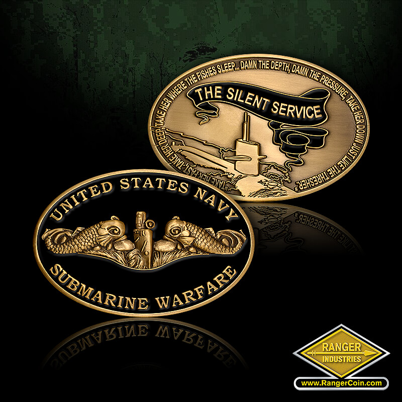 Navy Submarine Warfare – Officer