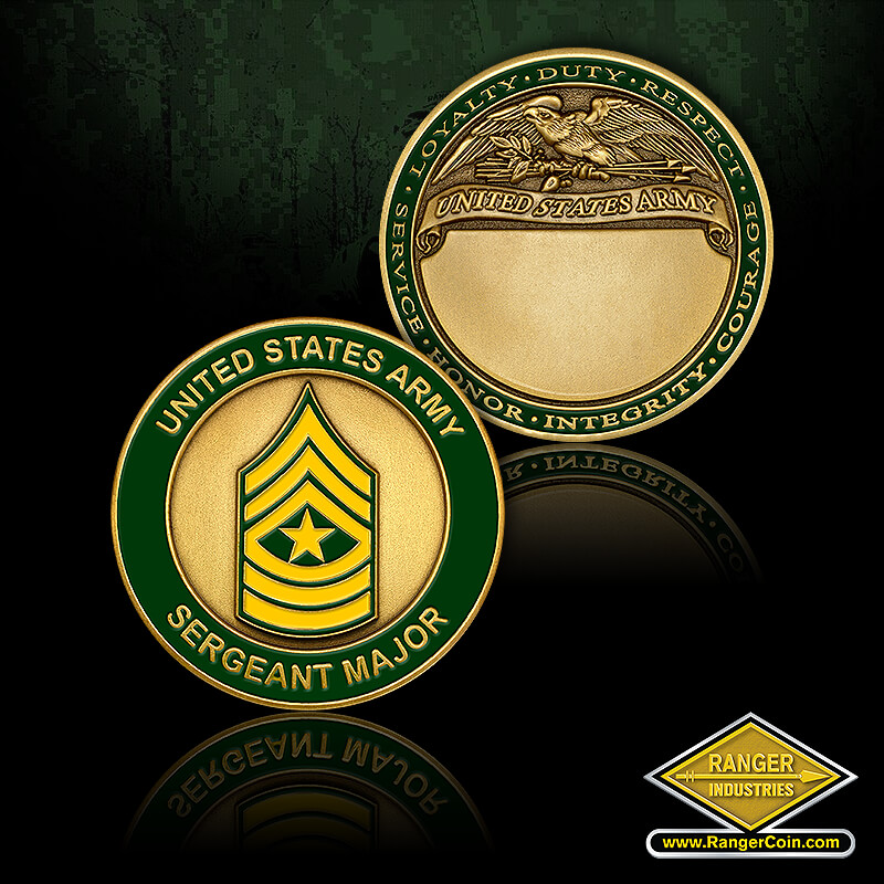 RI-48009 Army Sergeant Major