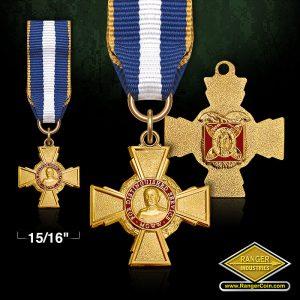 SC-6465 MOWW Commander's Mini-Medal