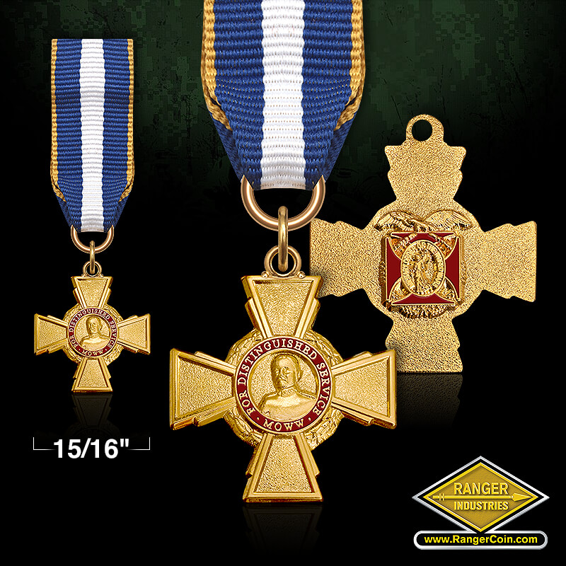 MOWW Commander's Mini-Medal
