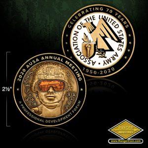 SC-3471 AUSA 2020 annual meeting coin
