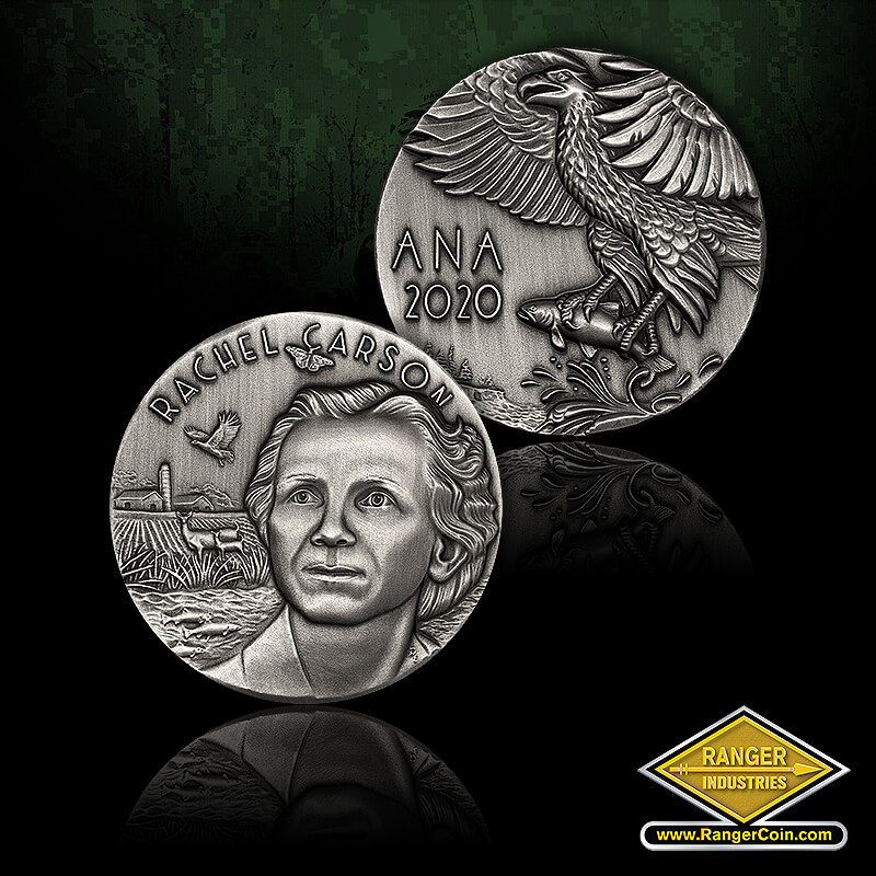 ANA Convention Silver Medallion