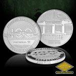 SC-6653 Federal Ammo Anniversary Coins