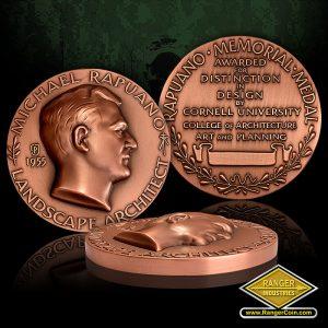 Cornell University Rapuano Medal