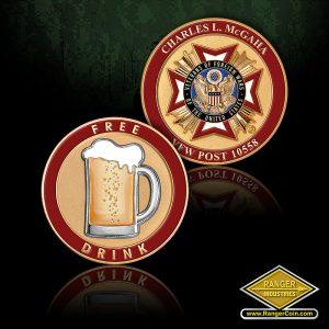 SC-6620 VFW Post 10558 Free Drink