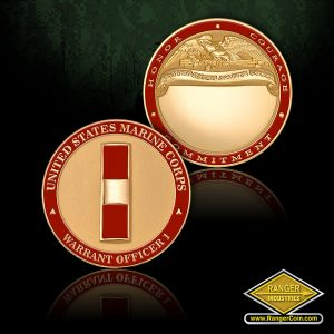 RI-48074 USMC Warrant Officer 1 - USMC Warrant Officer 1