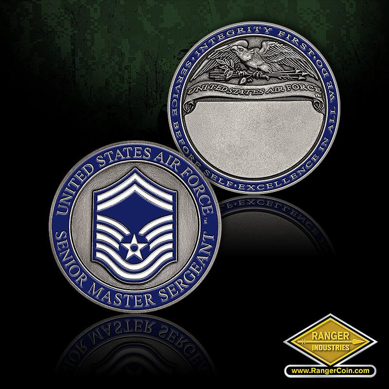 RI-76042 USAF Senior Master Sergeant