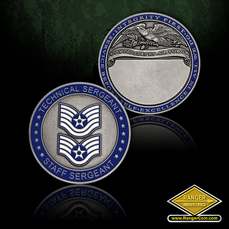 USAF Tech / Staff Sergeant