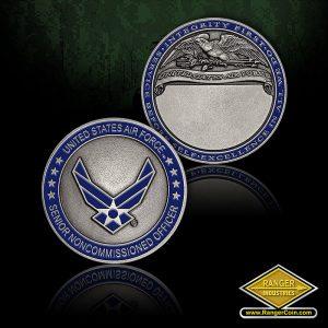 USAF Senior Non-Comm - USAF Senior Non-Commissioned Officer