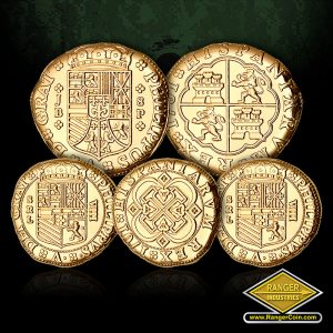 RI-52511 Pirate Doubloons