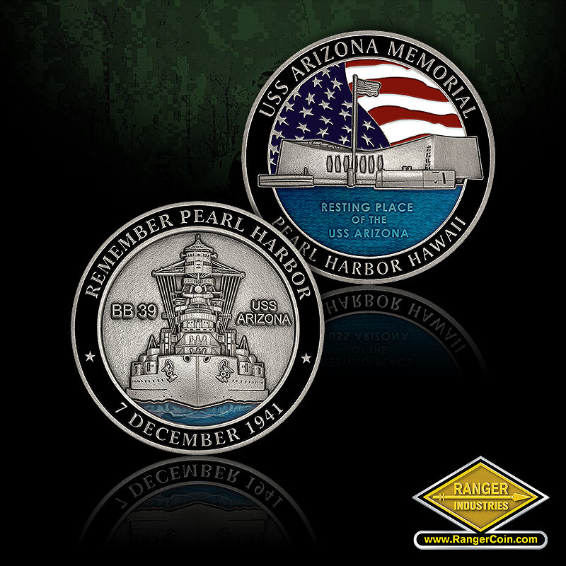 RZ0046 USS Arizona Memorial