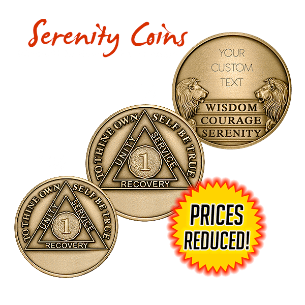 Serenity Coins